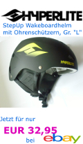 Hyperlite StepUp Wakeboardhelm